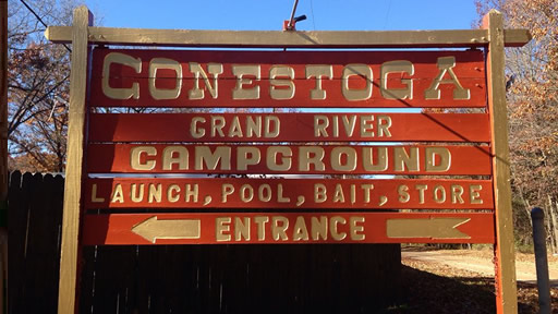 Conestoga Campground on the Grand River in Coopersville, just minutes from Grand Rapids and Grand Haven